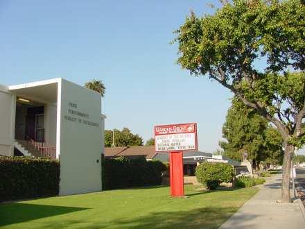 Garden Grove High School Class Reunion Websites