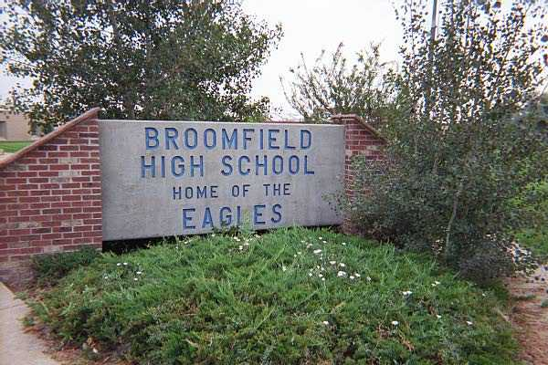 Broomfield High School. Broomfield High School - Class
