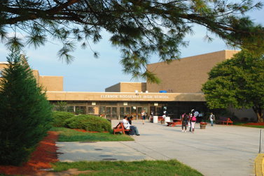 eleanor roosevelt high school in maryland: